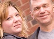 Sherri and Todd